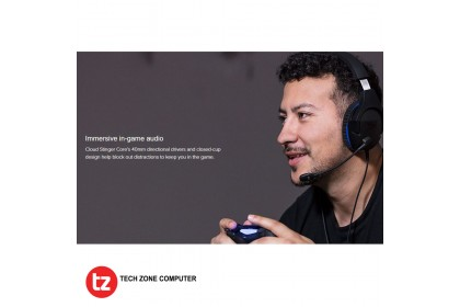 HyperX Cloud Stinger Core for PS4 Wired Gaming Headset
