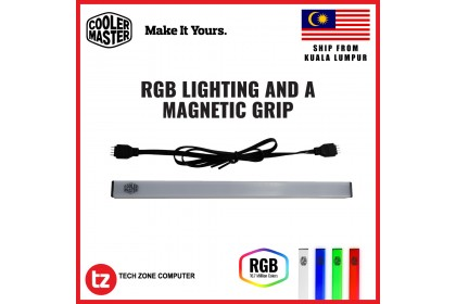 Cooler Master MasterAccessory Universal LED RGB Strip with 4pin Connector (MCA-U000R-CLS000)