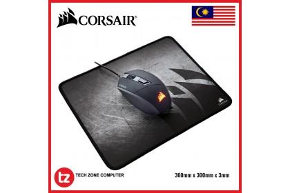 COSAIR MM300 Anti-Fray Cloth Gaming Mouse Pad - Medium ( 360mm x 300mm x 2mm ) [CH-9000106-WW]