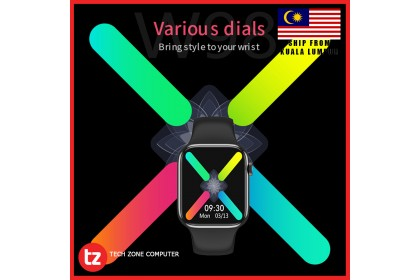Wearfit W98 OLED Bluetooth Fitness Tracker with Voice Call Smart Watch