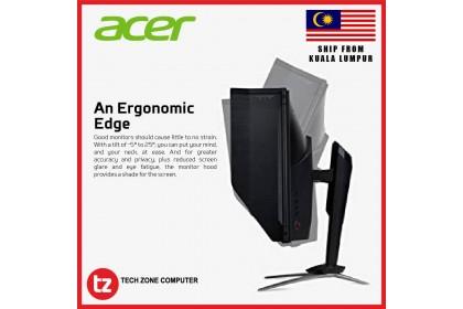 """Acer NITRO XV273K P 27"""" UHD 4K IPS Gaming Monitor ( 3840x2160, 1ms VRB , 144Hz OC, HDMI, DisplayPort)"""