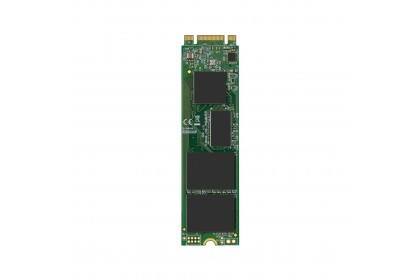 Transcend MTS800 256GB SATA3 M.2 MLC Grade SSD with Dram Cache (TS256GMTS800)