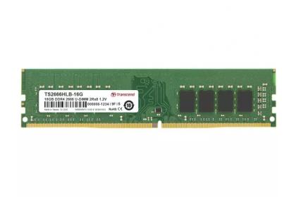 Transcend 16GB DDR4 2666MHz U-DIMM Desktop Branded RAM ( TS2666HLB-16G )