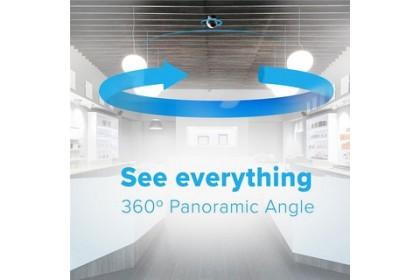 EZVIZ C6P 3MP Resolution 360 Degree Panoramic Indoor Wireless Security Camera