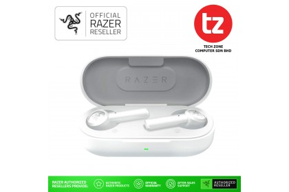 Razer Hammerhead True Wireless Earbuds - Mercury White [RZ12-02970500-R3M1]