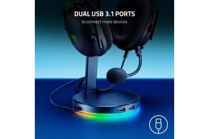 Razer Base Station V2 Chroma  - Headset Stand USB Hub (RC21-01510100-R3M1)