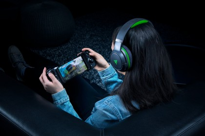 Razer Kaira Pro for Xbox - Wireless Headset for Xbox Series X and Mobile Xbox Gaming [RZ04-03470100-R3M1]