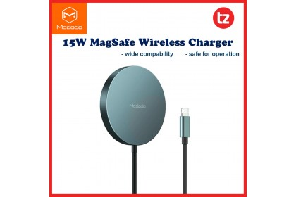 Mcdodo CH-8720 Magnetic Wireless Charger 15W Fast Charge for iPhone 12 Series