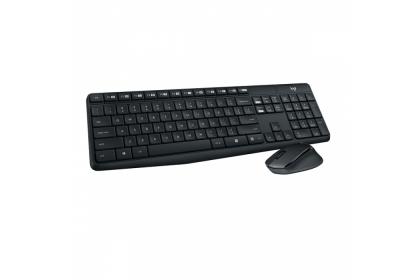 Logitech MK315 USB Quiet Wireless Keyboard & Mouse Combo