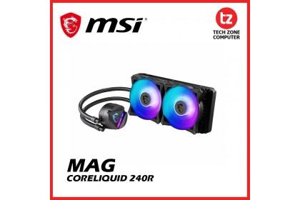 MSI MAG CoreLiquid 240R 240MM AIO Liquid Cooler