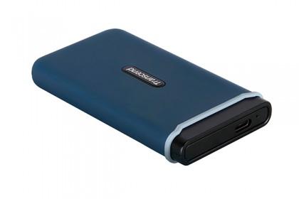 Transcend ESD370C USB 3.1 Type-C Portable SSD (PCIe Speed)