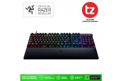 Razer Huntsman V2- Optical Gaming Keyboard with Near-zero Input Latency (RZ03-03930300-R3M1 / RZ03-03930100-R3M1)