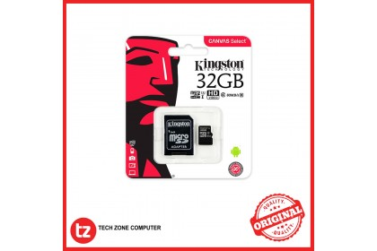 KINGSTON 32GB Class 10 Micro SD Card